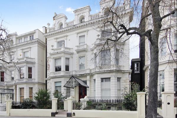 Kensington & Chelsea Property Market Report Q4 2017
