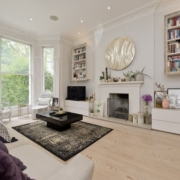 Kensington & Chelsea Lettings Market Report Q2 2018 - view of period living room