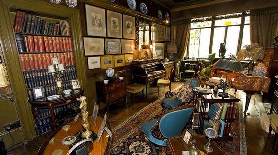 Open House London 2016 18 Stafford Terrace interior shot
