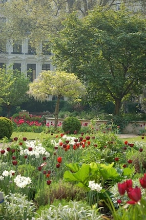 Notting Hill and Kensington Garden Squares - Cleveland Square